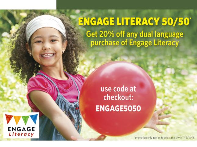 Engage Literacy 50&#47&#59;50