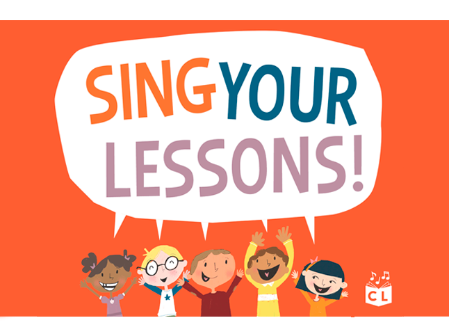 Sing Your Lessons - Cantata