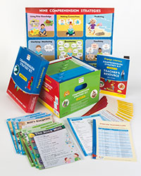 Comprehension Strategy Kit