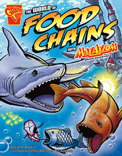 Food Chains Cover