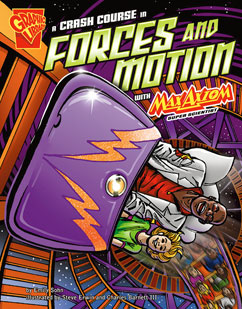 Forces and Motion Cover