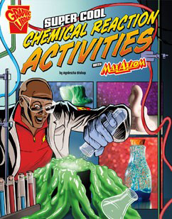 Super Cool Chemical Reaction Activities Cover