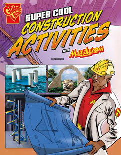 Super Cool Construction Activities Cover