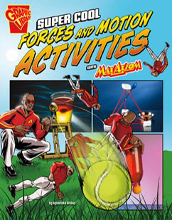 Super Cool Forces and Motion Activities Cover
