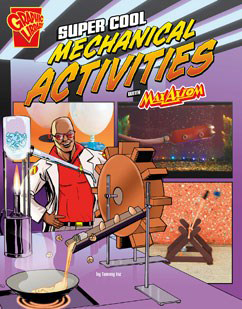 Super Cool Mechanical Activities Cover