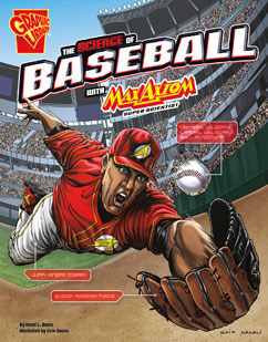 The Science of Baseball Cover