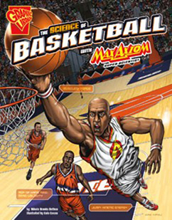The Science of Basketball Cover