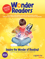 Wonder Readers Brochure Cover