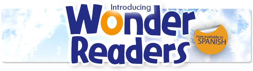 Wonder Readers Logo