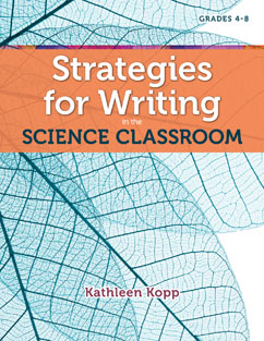 Writing in the Science Classroom Cover