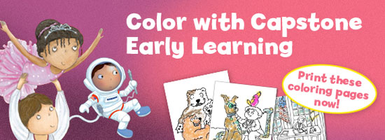 Coloring Sheets Banner