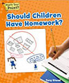 Should Children Have Homework?