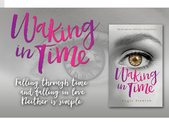 Waking in Time Banner