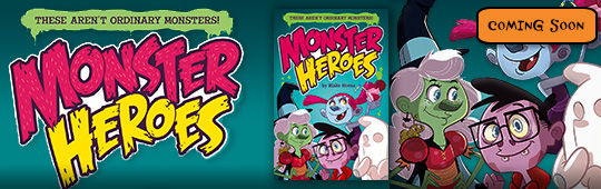 Monster Heroes Coming Soon