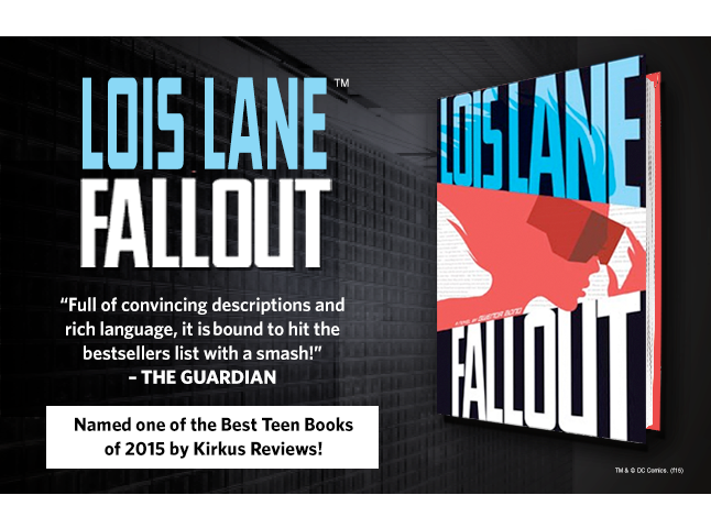 Lois Lane&#58&#59; Fallout