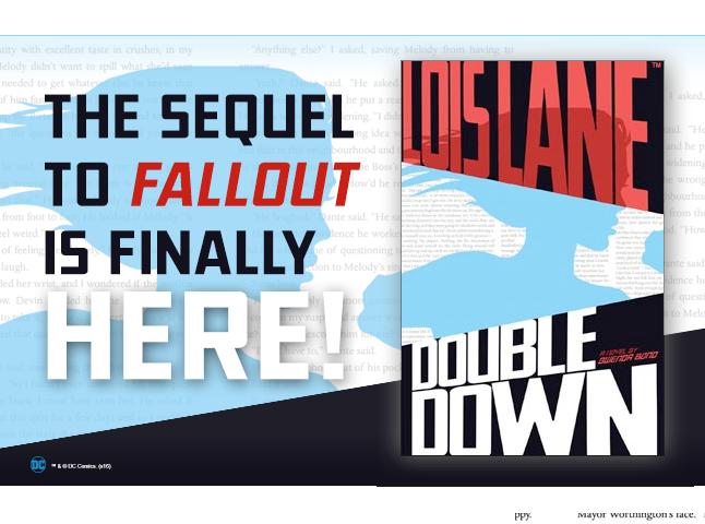 Lois Lane&#58&#59; Double Down