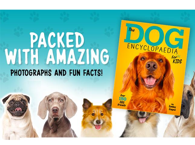 Dog Encyclopaedia for Kids