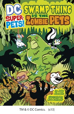 Capstone Kids :: DC Super-Pets ::