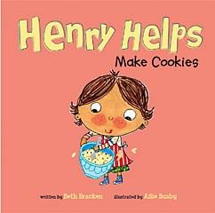 Henry Helps Make Cookies