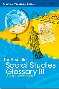 Social Studies Glossary | RM.